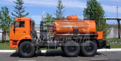 Автоцистерна топливозаправщик НЕФАЗ 66061 на шасси КАМАЗ 5350