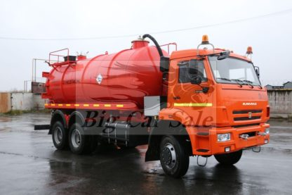 Нефтепромысловая машина АКН-15ОД на шасси КАМАЗ 65111