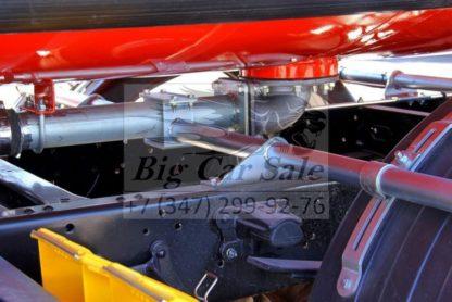 Автоцистерна заправочная АТЗ-5,3 на шасси ГАЗон «Next»