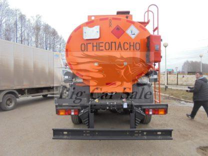 Автоцистерна бензовоз АЦ-15 НЕФАЗ 5633 КАМАЗ-65111