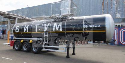 Цистерна для перевозки битума НЕФАЗ 96931-0210130-04