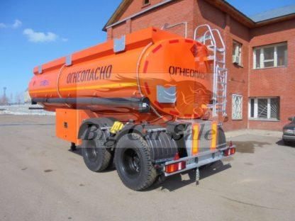 ППЦ-23 для перевозки светлых нефтепродуктов