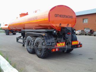 Полуприцеп цистерна нефтевоз НЕФАЗ 96742-04