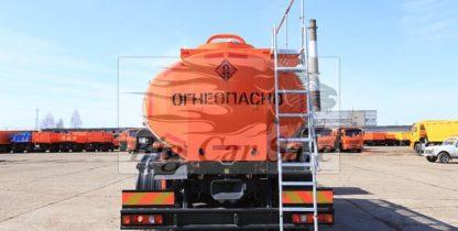 Бензовоз АТЗ-10 на шасси КАМАЗ 65115